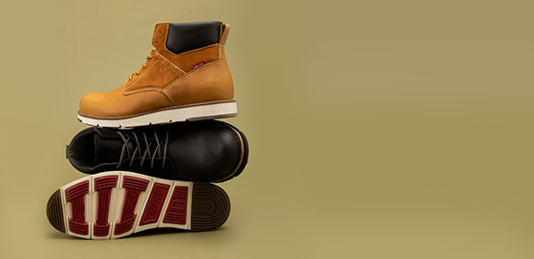 Sneakers Corporated Brahded Capsole High Tommy Hilfiger MARRONE 40