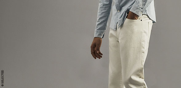 I chino, un must have